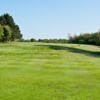 A view from tee #1 at Hornsea Golf Club