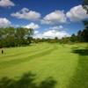 A view of fairway #2 at Pannal Golf Club