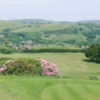 A view from a tee at Saddleworth Golf Club