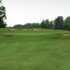 A view of hole #15 at Erie Golf Club