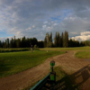 A view of a tee at Edson Golf and Country Club