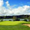 A view of a green at Greenview Golf Club