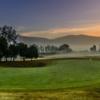 A splendid view from Gokarna Forest Golf Resort
