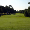 A view of the 17th green at Cardinal from Newport News Golf Club
