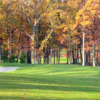 A fall day view from Chartwell Golf & Country Club