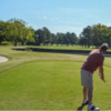 A view from a tee at Eaglewood Golf Course