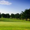 A view of a hole at Ed Oliver Golf Club