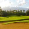 A sunny day view from Bahia Beach Resort & Golf Club