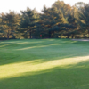 A view from a fairway at Ramblewood Country Club