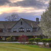 A spring day view of the clubhouse at Vesper Country Club