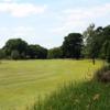 A view of fairway #5 at Dulwich & Sydenham Hill Golf Club