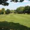 A view from fairway #11 at Dulwich & Sydenham Hill Golf Club
