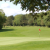 A view of the 6th hole at Lansdown Golf Club
