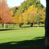 A view of fairway #5 at Lilleshall Hall Golf Club