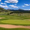 Keystone Ranch: 3rd green