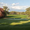 A view of the 7th green at Nashawtuc Country Club