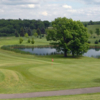 A view of a green at Pinnacle State Park Golf Club (Nysparks)
