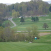 A view of fairway #13 at River Valley Country Club