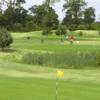 A view from Ledene Golf Centre