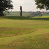 A view of a hole at Hoburne Doublebois Golf Centre
