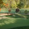 A view of hole #10 at WeaverRidge Golf Club