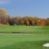 A fall day view from Fieldstone Golf Club