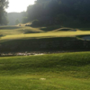 A view of a green at Country Club of St. Albans