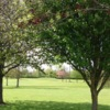 A sunny day view from Liffey Valley Par-3 Golf Course