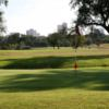 A view of a hole at Meadowbrook Golf Complex