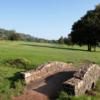 A sunny day view from Pontnewydd Golf Club