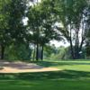 A view of a green at Biltmore Country Club