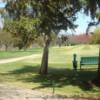 A view of a tee at Butte des Morts Golf Club