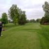 A view from a tee at Championship Course from The Country Club of Sioux Falls