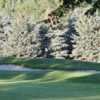 A spring day view from The Country Club of Sioux Falls