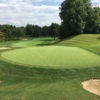 A view of green #1 at Championship from Columbus Country Club