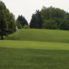 A view of a hole at Villa Olivia Country Club
