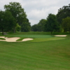 A view of a well protected hole at Westborough Country Club