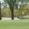 A view of a green at Sheboygan Town & Country Golf Club