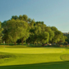 A view of a green at Vernon Golf and Country Club