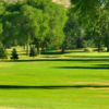 A view of a fairway at Vernon Golf and Country Club