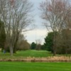 View of a green at Beckett Golf Club