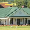 A view of the clubhouse at First Tee of Augusta