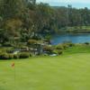 A view of hole #11 at Aviara Golf Club