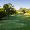 A view from tee #1 at South from Rancho Murieta Country Club