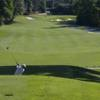 A view of a fairway at Greenville Country Club