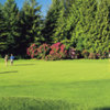 A view of hole #3 at Capilano Golf and Country Club