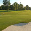 A view of the 5th green at Cataraqui Golf and Country Club