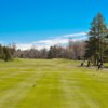A view from a tee at Club de Golf Lachute