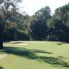View of a green at Lake Forest Golf Club