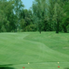 A view from tee #16 at Fort Washington Golf & Country Club